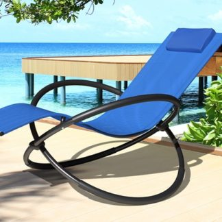 lounger blauw redealer