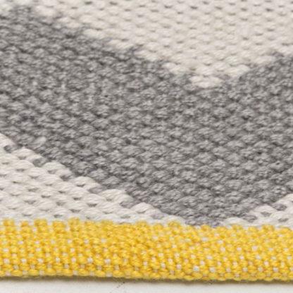 zig zag yellow 160x230 redealer vloerkleed