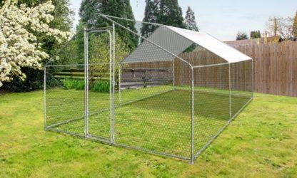 kippenren- hondenkennel redealer 4 x 3
