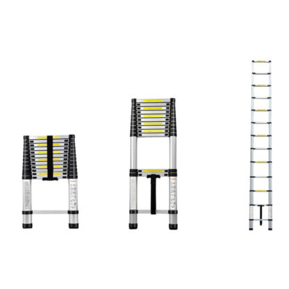 uitschuif telescopische ladder redealer