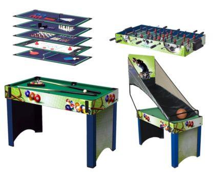 voetbaltafel - 13 in 1 tafel pooltafel redealer