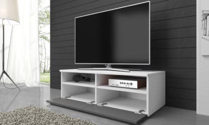 tv meubel grijs wit redealer
