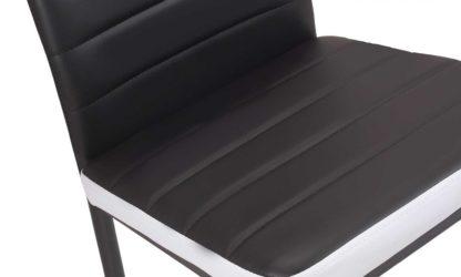 zwart wit stoel redealer