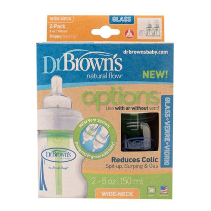 Dr brown's 150 ml glazen fles redealer