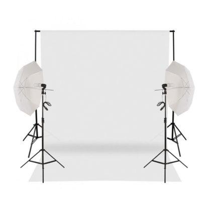fotoset studioset witte achtergrond redealer
