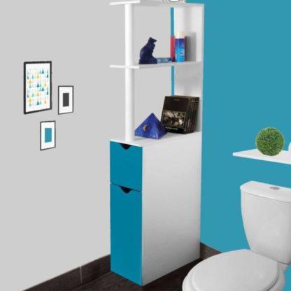 toiletmeubel-blauw-wit redealer