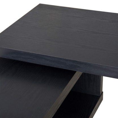 homcom bureau zwart redealer