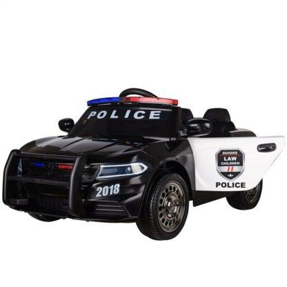 electrische auto politieauto redealer