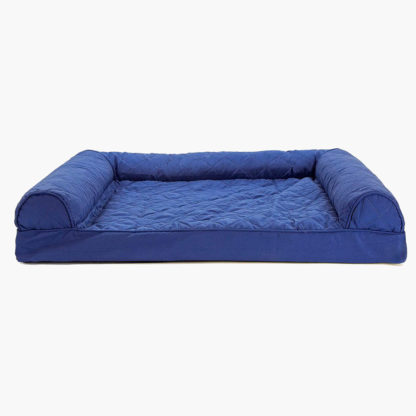 hondenbed blauw redealer