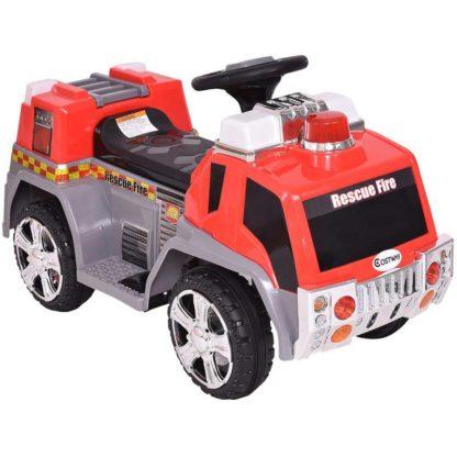 electrische brandweerauto