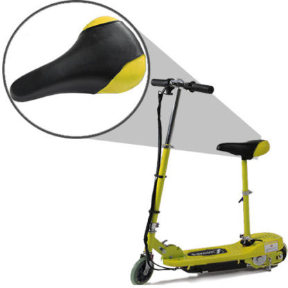 Electrische step geel
