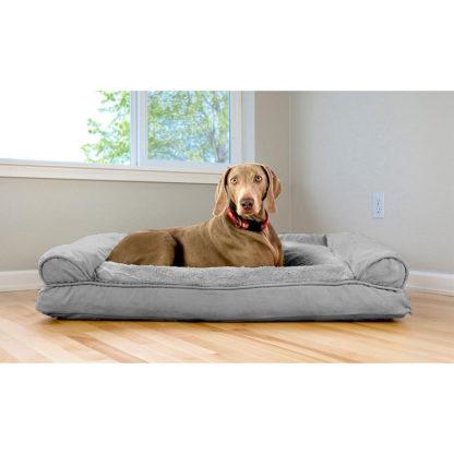 hondenbed L redealer grijs