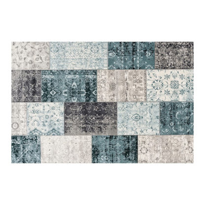 lifaliving cool vintage vloerkleed patchwork redealer