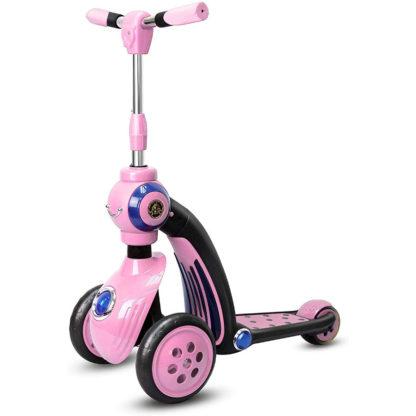 step loopfiets roze redealer