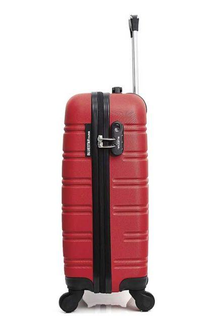handbabage koffer rood redealer
