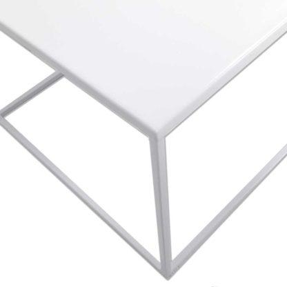 salontafel wit metaal redealer