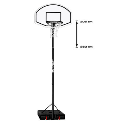 basketbalpaal hornet redealer