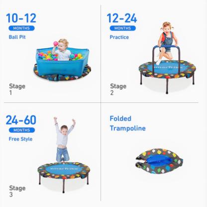 smartrike trampoline redealer