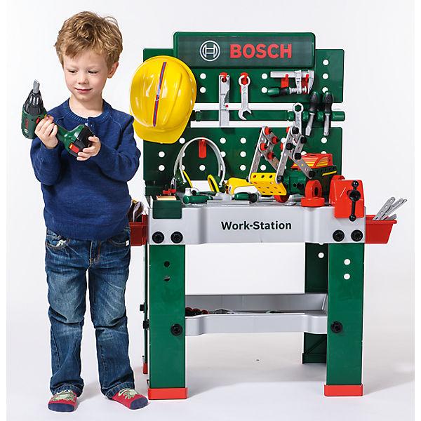 Bosch Werkbank XL – 150 delig – voor kinderen – speelgoed ...