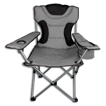 campingstoel-grijs redealer