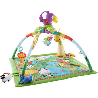 fisherprice rainforest redealer babygym
