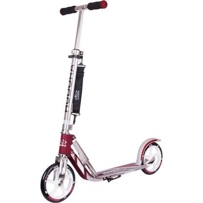 hudora step big wheel roze redealer
