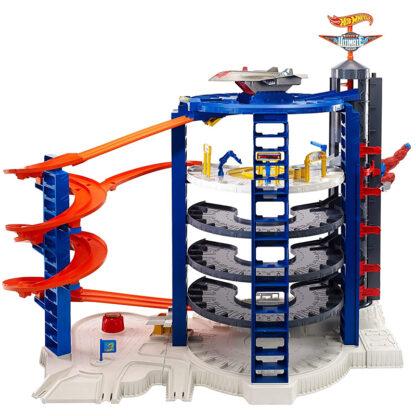 mattel how wheel garage redealer