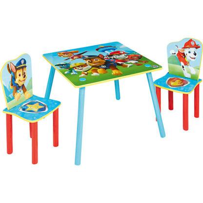 Paw patrol stoelen met tafel redealer
