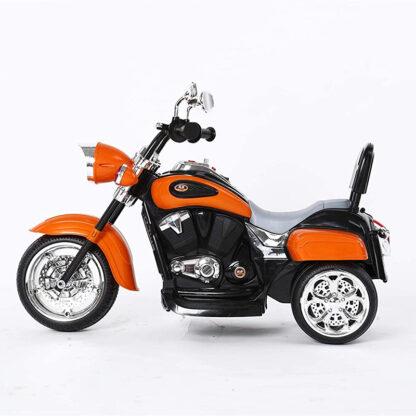 ricco driewieler oranje redealer