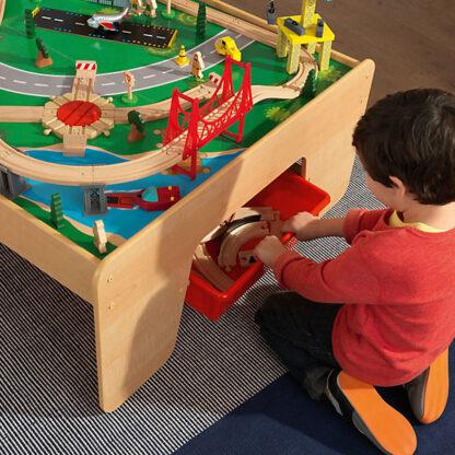 speeltafel met trein redealer
