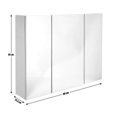 hangende spiegelkast redealer