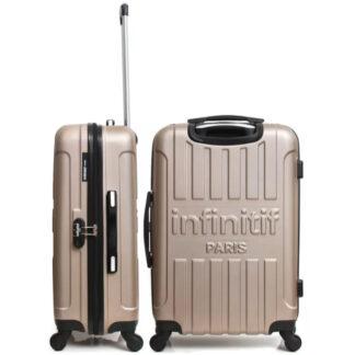 Handbagage koffer redealer goudroze