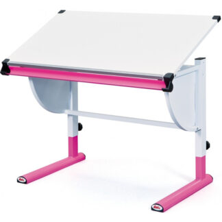 kinderbureau citix roze wit redealer