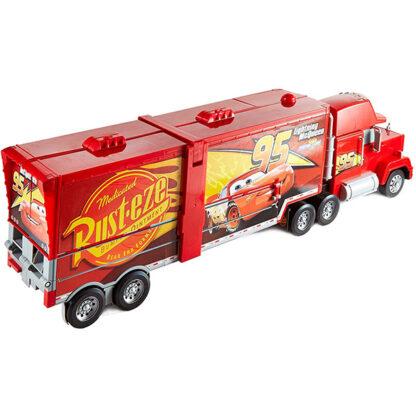 disney truck mack met racebaan redealer