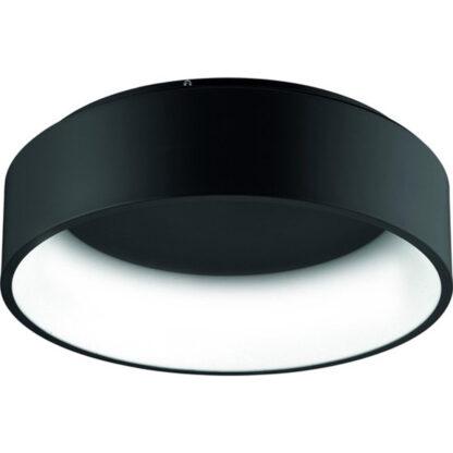plafonniere plafondlamp zwart 45 cm redealer