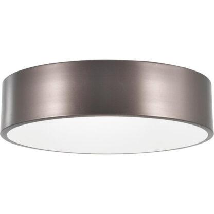 plafonniere plafondlamp grijs 45 cm redealer