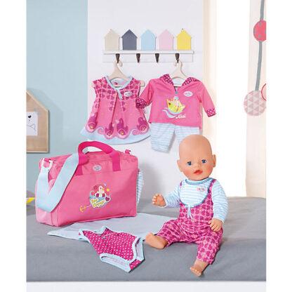 baby born luiertas met kleding redealer
