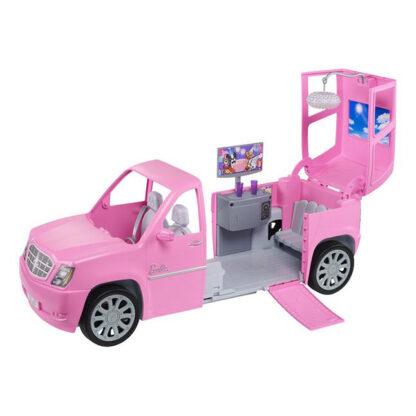 barbie limo roze redealer