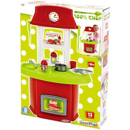 eccoiffer speelgoedkeuken xl redealer