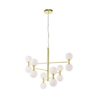 gouden hanglamp redealer