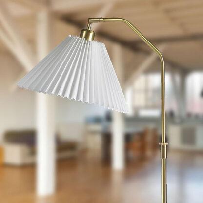 vloerlamp redealer goud berlin halo design
