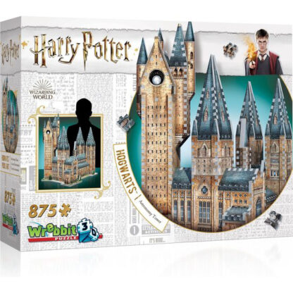 harry potter astronomy tower redealer puzzel