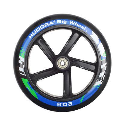 hudora 205 step redealer blauw zwart