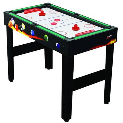 voetbaltafel en meer 4 in 1 carromco redealer