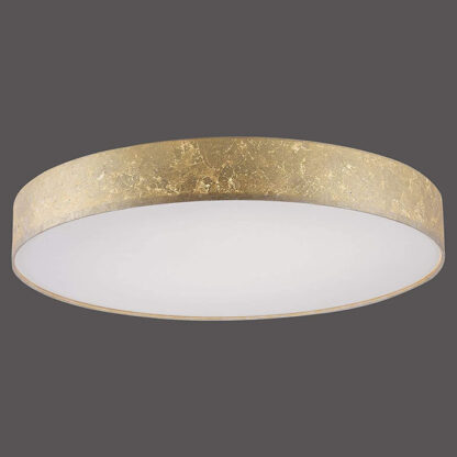 selltec plafondlamp goud redealer