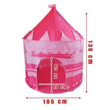 Speeltent roze redealer