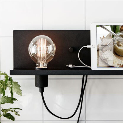 Markslöjd wandlamp multi zwart redealer