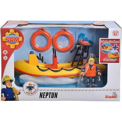 Brandweerman sam boot redealer
