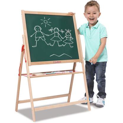 magnetisch schoolbord eichhorn redealer