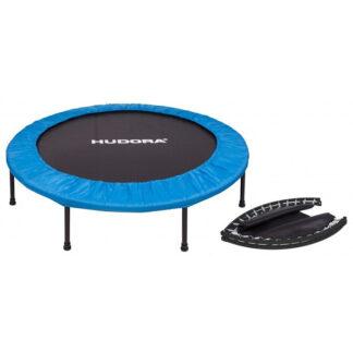 trampoline blauw 140 cm hudora redealer